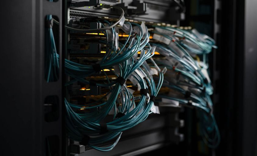 Dc2 Interior Network Cables
