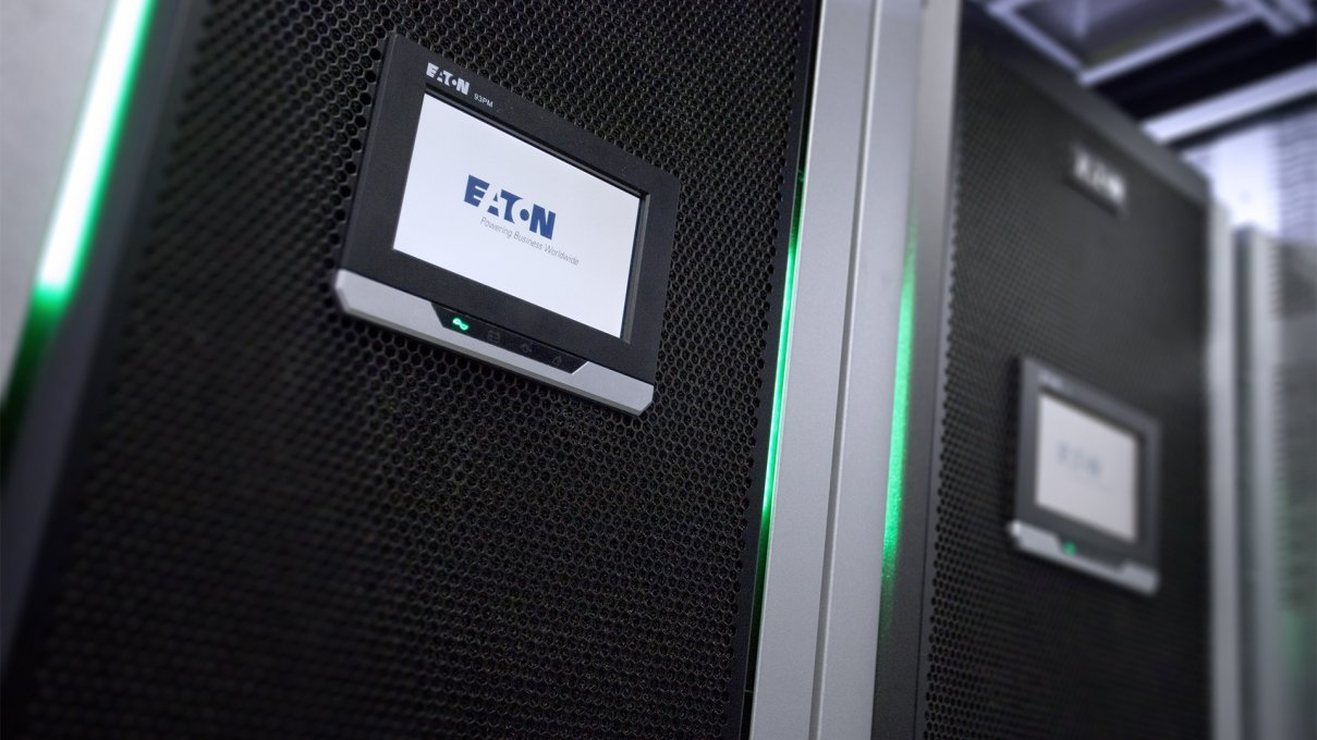 Worldstream partners with Eaton to realise an ultra-energy efficient data center